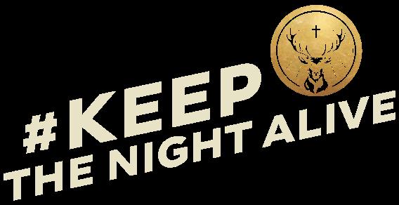 Jägermeister – Keep the Night alive!